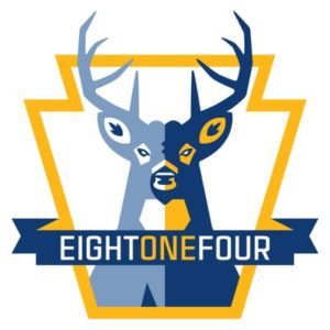 EightOneFour Buck Logo for Web Design and Web Development
