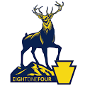 EightOneFour State College, PA web design Logo
